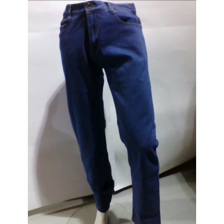Novilunio jeans color denim blu