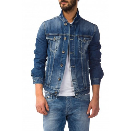 Giacca di jeans gas