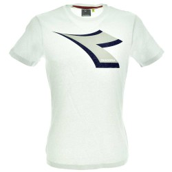 Diadora T-Shirt col. optical white